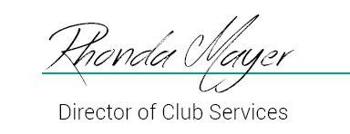 Rhonda Signature