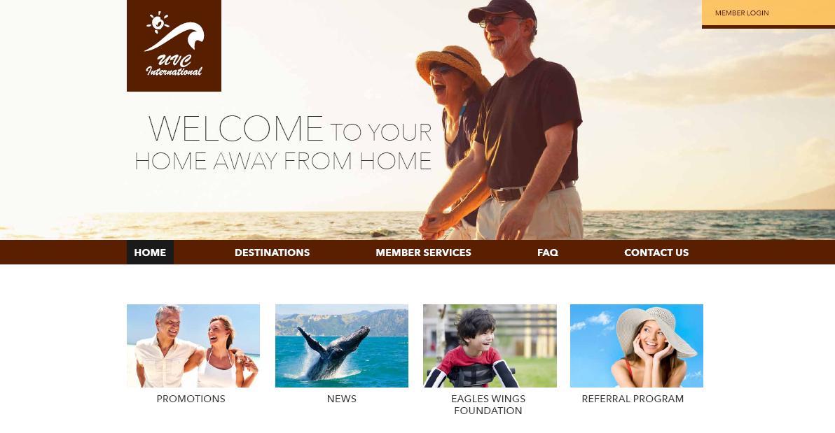 UVCI website