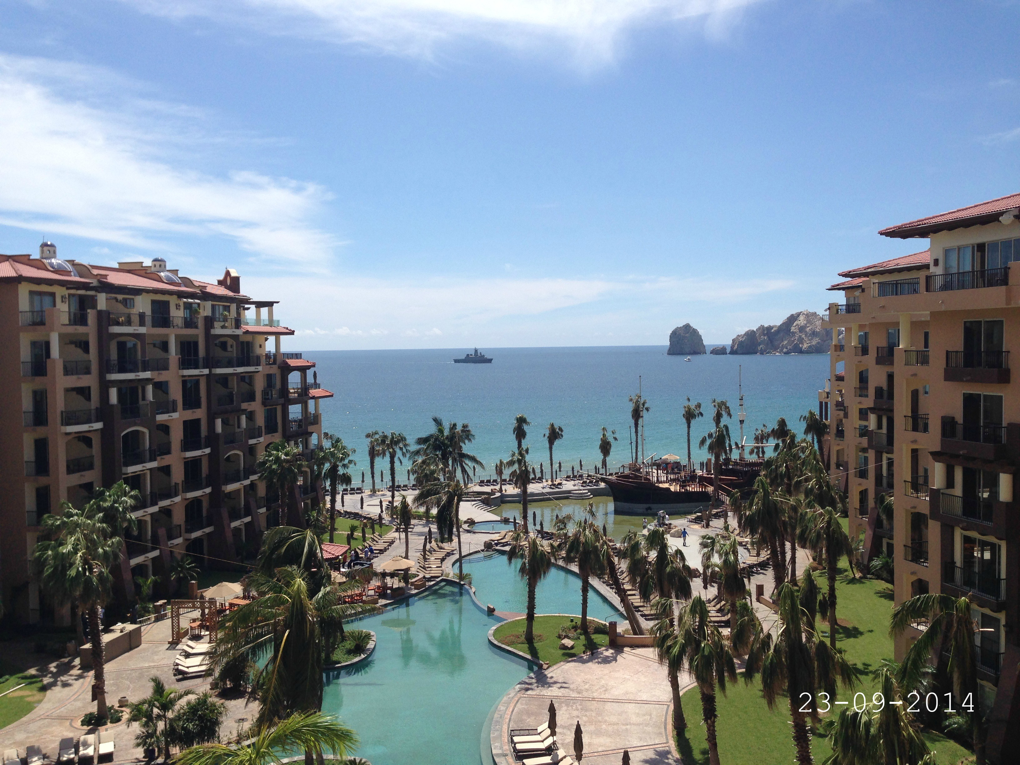 hurricane odile update: villa del palmar and villa del arco - my